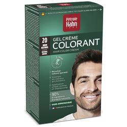 Gel Crème Colorant - 20 Brun Naturel