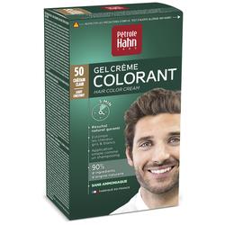 Gel Crème Colorant - 50 Châtain Clair